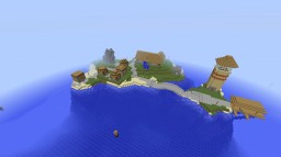City of Islands v2.0 Minecraft Map & Project