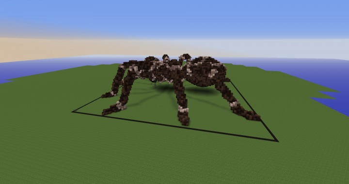 how to kill spiders in minecraft