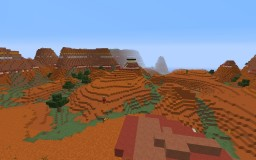 clay survival map Minecraft Map & Project
