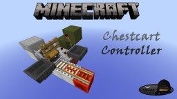 Minecraft: Chestcart Controller Minecraft Map & Project