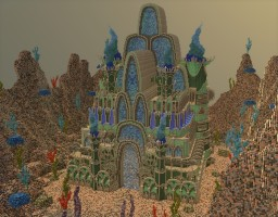Cogs of Atlantis Minecraft Map & Project