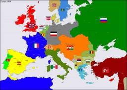 Country Server (Europe 1914) Minecraft
