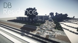 DB Residence / Contemperary / WoK Minecraft Map & Project