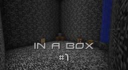 [Puzzle] In A Box #1 - Can you escape? Minecraft Map & Project