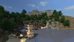Blugough Town Minecraft Map & Project