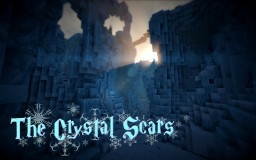 [MythiCubeMMO]: The Crystal Scars, the border between life and death! Minecraft Map & Project