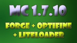 The last 1.7.10 modding guide you will ever need. Oo