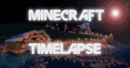 [Minecraft Timelapse] Medieval Town Minecraft Map & Project