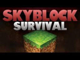 7 Island Skyblock+Shop Minecraft Map & Project