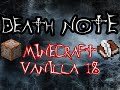 [1.8] Death Note Vanilla Minecraft Minecraft