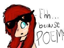 Because Poems. Minecraft Blog