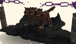Cerberus - The HellHound Minecraft