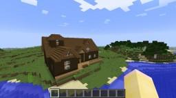 SAO~Kirito's and Asuna's Home Minecraft Map & Project