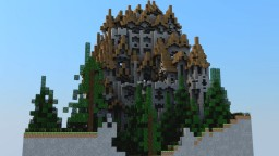 Fantasy Fortress Minecraft Map & Project