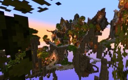 Daintree Village Minecraft Map & Project