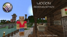 Wolion HD resource pack [128x] [1.8.x]