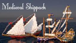 Medieval Ship Pack | BdH Map 7 Minecraft Map & Project