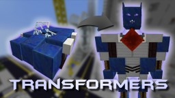 Transformers Minecraft Map & Project