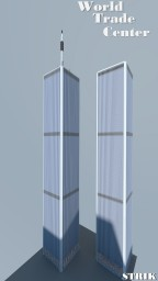 World trade center 1:1 Minecraft