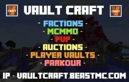 Vault Craft (1.7.10 & 1.8) Minecraft Server