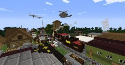 Minecraft Minertown 1927 V2 North County Minecraft