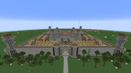 Castle Delux Minecraft Map & Project