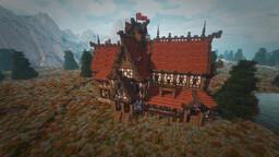 Lion's Gate Tavern & Inn (1.15.2 Update) Minecraft Map & Project