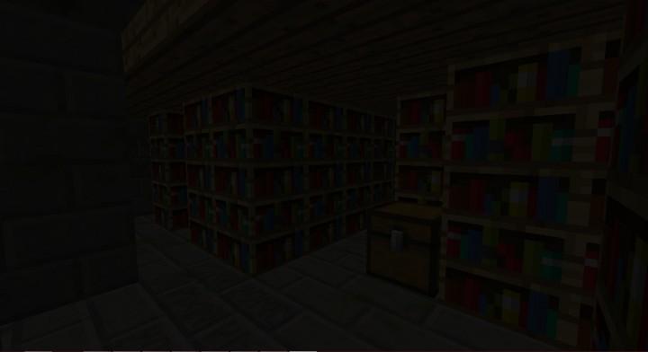 Library Maze