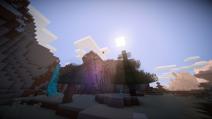 best with shaders!
