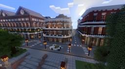Crescent City Minecraft