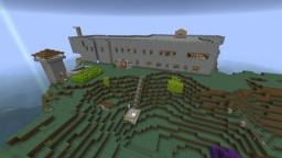 FTB castle (multiplayer-map) Minecraft Map & Project