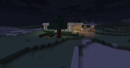 Modern House (Requires mr_crayfish Furniture Mod) Minecraft Project