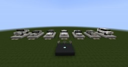 SUPATTI Car Pack v1 - By SupahCas Minecraft Map & Project
