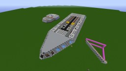USS Versailles !ABANDONED! Minecraft Map & Project