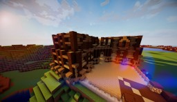 My little (ehm tiny) castle Minecraft Map & Project