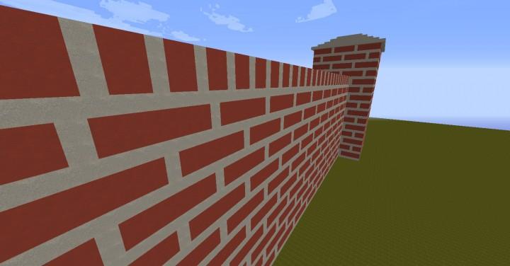 how to build bricks in minecraft