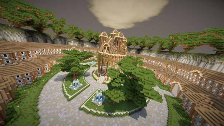 Minecraft HubLobby Spawn X Download Minecraft Project - Geile maps fur minecraft downloaden