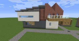 Modern Tranquility Minecraft Map & Project