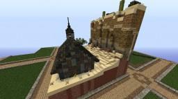 Wild West Chapel,w/ Tutorial Minecraft