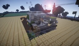 Harvester Minecraft Map & Project