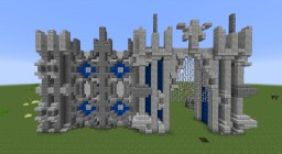Wall 1 Minecraft Map & Project