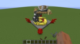 Clash of Clans X-bow 100% working Minecraft Project
