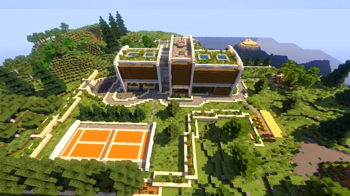 Ecological And Modern House