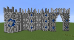 Wall 2 Minecraft Map & Project