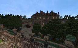 Victorian Mansion Minecraft