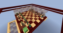 Chess in Minecraft Minecraft