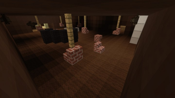 Five nights at treasure island being updated minecraft project