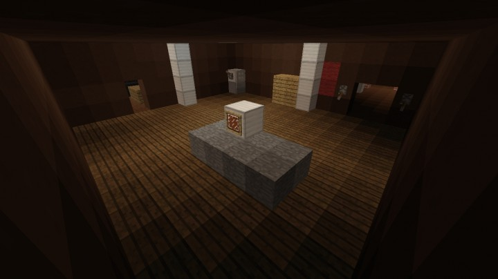 Five Nights At Treasure Island Being Updated Minecraft Map