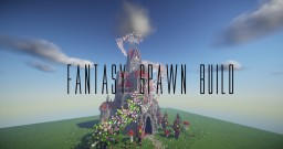 Fantasy Spawn Build | ArzoCraft Minecraft Map & Project