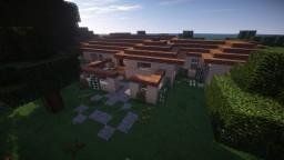 Solitary Villa Minecraft Map & Project